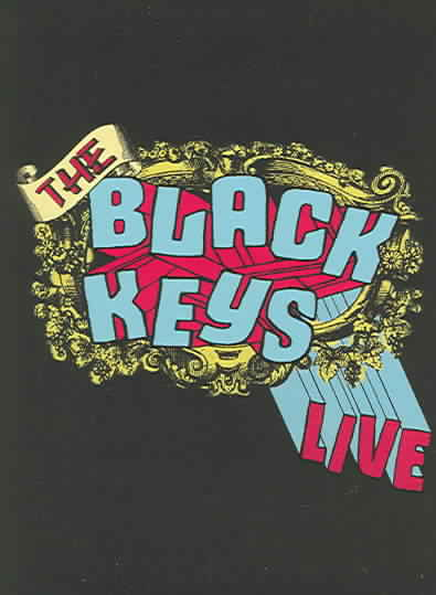 BLACK KEYS LIVE BY BLACK KEYS (DVD)